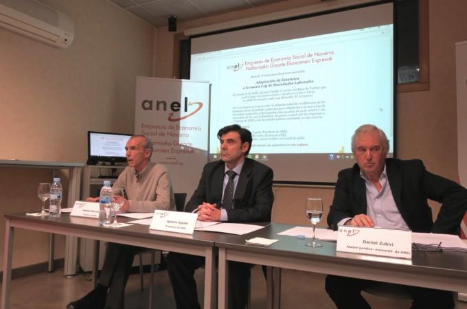 Las sociedades laborales se reúnen en ANEL para potenciar su modelo de negocio