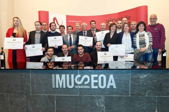 Entregados los premios Mejores Vinos DO Navarra