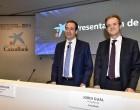 Caixabank aumenta un 28,6% su beneficio en 2016 hasta llegar a los 1.047 millones de euros