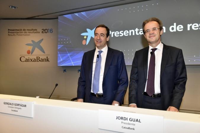 Caixabank Resultados 2016