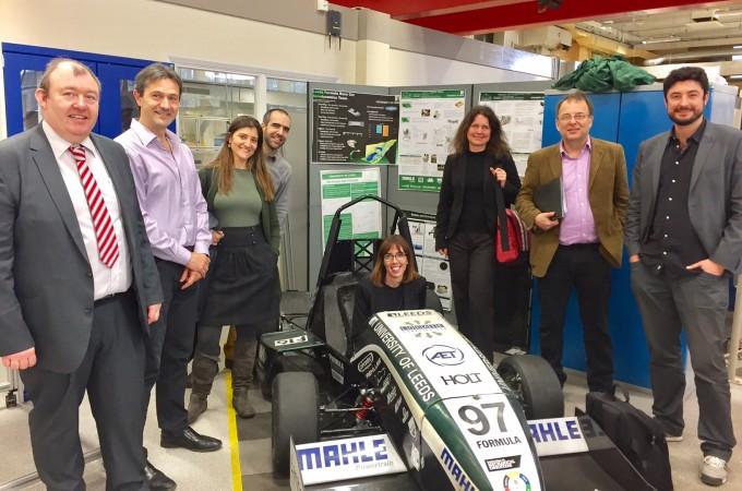 ADItech participa en la primera reunión del proyecto europeo 'Net Market Fluidics' con empresas
