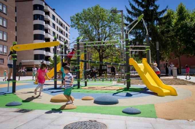 Sumalim desarrolla un nuevo concepto de parques infantiles interactivos