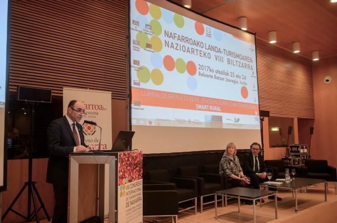 La mitad de los turistas que visitan Navarra se alojan fuera de Pamplona