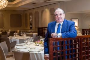 Ignacio Idoate, Academia Navarra de Gastronomía