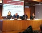 Ayerdi confía en que la Eurorregión impulse el corredor ferroviario