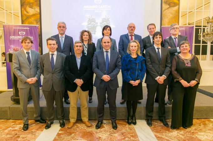 Navarra Capital presenta a los 'Líderes Empresariales' de 2016