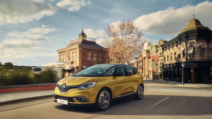 Nuevo Renault Scenic