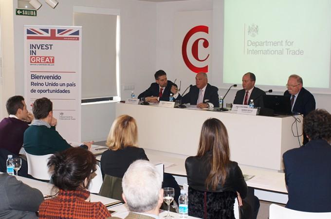 Navarra exporta 602 M. de € a Reino Unido a través de 290 empresas