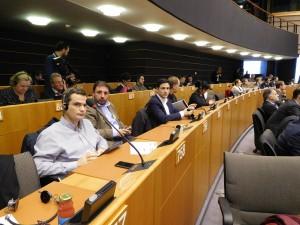 NAVARRA PROYECTOS FINANCIEROS UE