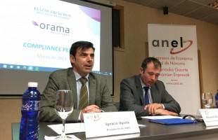 Mesa de Trabajo en ANEL por la cultura ética y la prevención del delito en la empresa