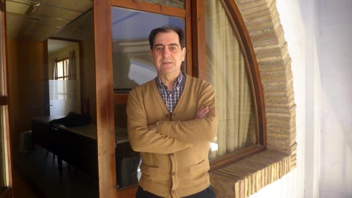 Imagen de Abel Casado, nuevo gerente de Consorcio EDER. Foto: Germán Pérez.
