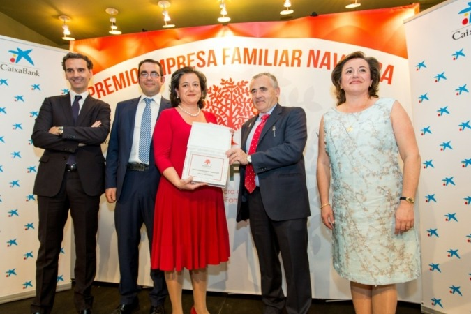 PREMIO EMPRESA FAMILIAR ADEFAN 2017