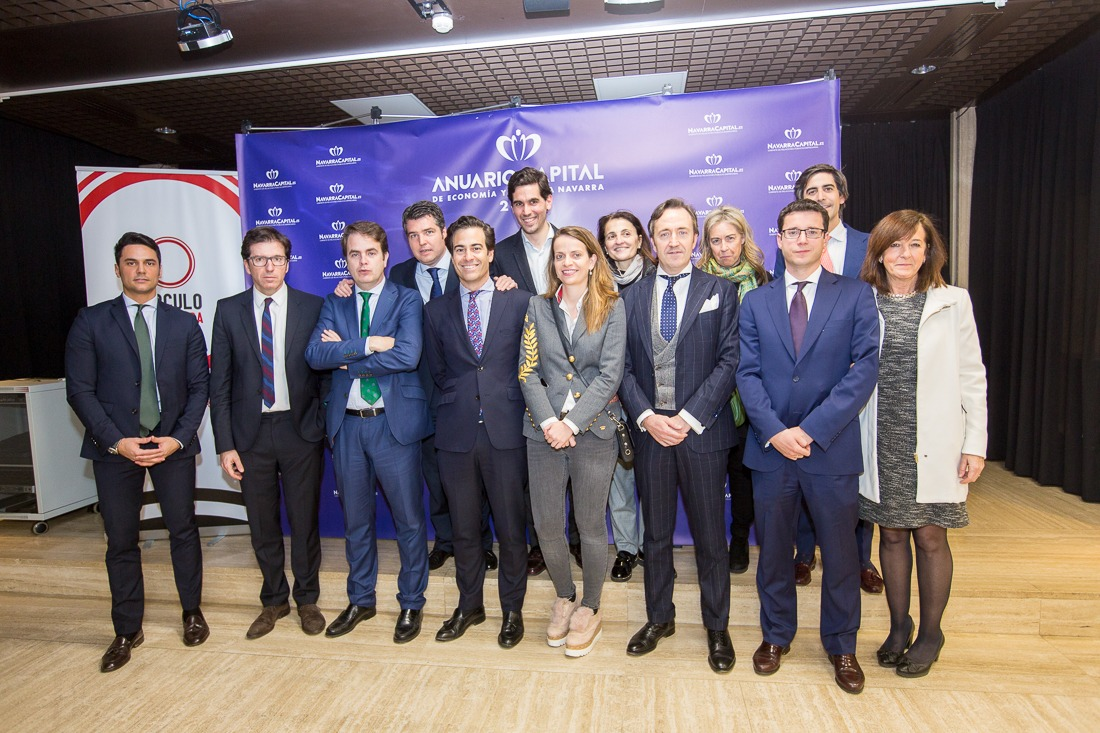 Presentación del Anuario Capital 2016 en Madrid