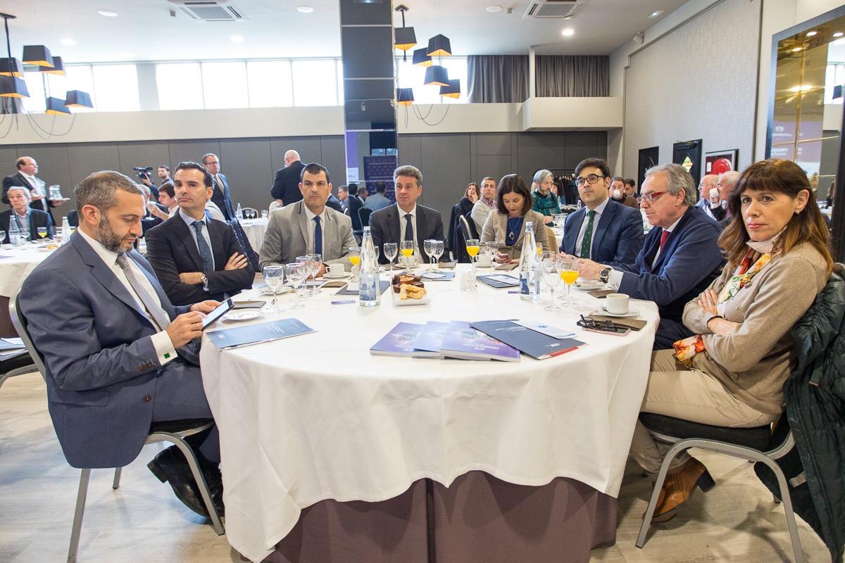 Desayuno Empresarial con Myriam Fernández de Heredia (S&P Global)