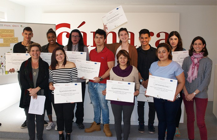 Programa Emprendimiento Juvenil Camara Navarra 2017