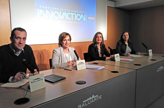 Vuelve Pamplona Innovaction Week, con más de mil directivos de empresas innovadoras