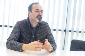 Roberto Lanaspa, presidente de ACAN