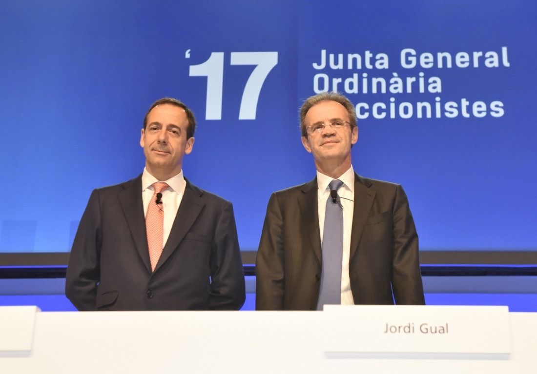 Junta General Accionistas Caixabank 2017