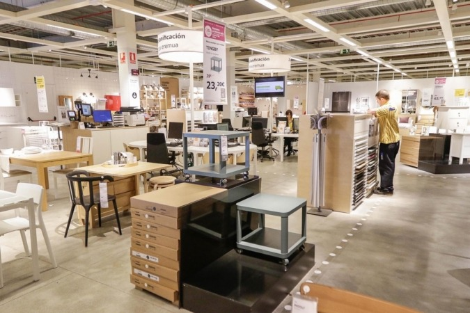 Ikea Pamplona