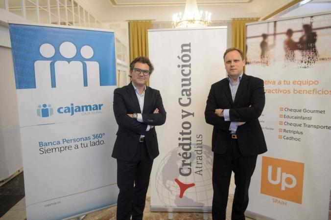 Marc Vidal y Daniel Lacalle