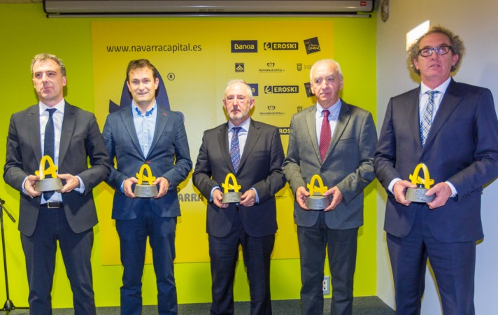 Premios Alimenta Navarra 2016