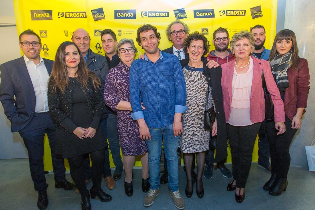 Premios Alimenta Navarra 2016 – Tudela