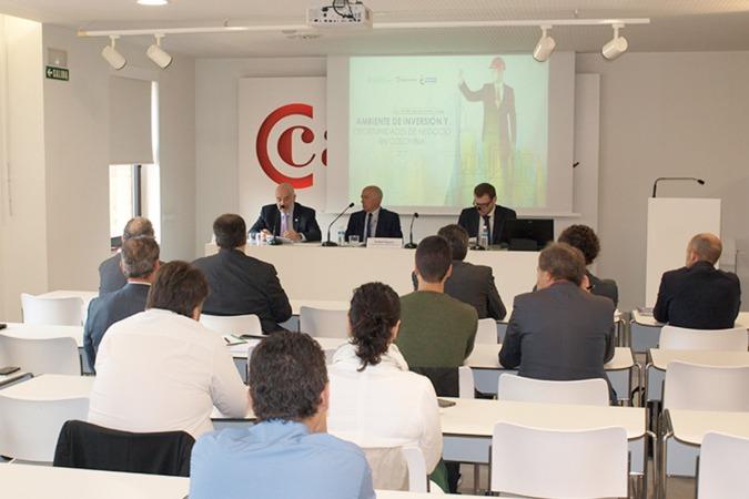 Embajador de Colombia en Pamplona