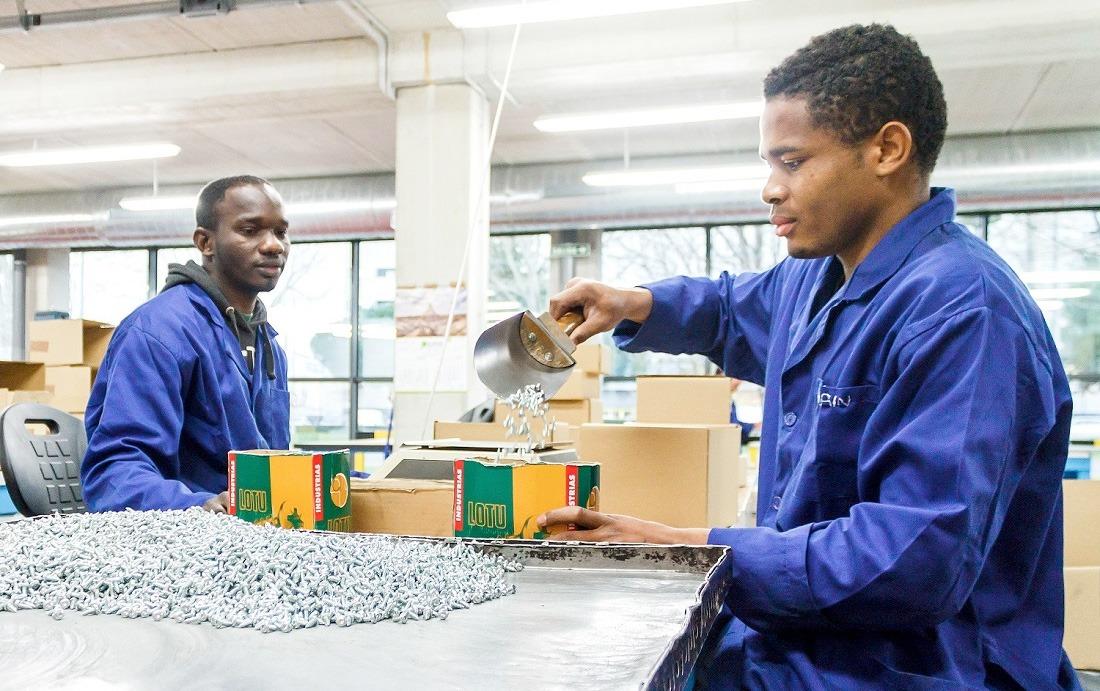 Trabajadores de Industrias LOTU