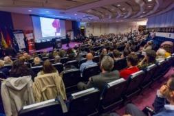 Imagen de la gala del Premio Navarra a la Excelencia 2016.