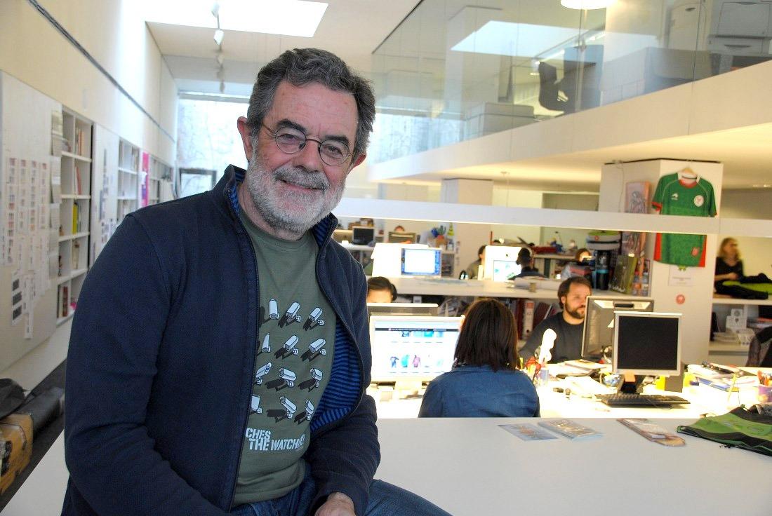 Ricardo Bermejo, propietario de Kukuxumusu (archivo)