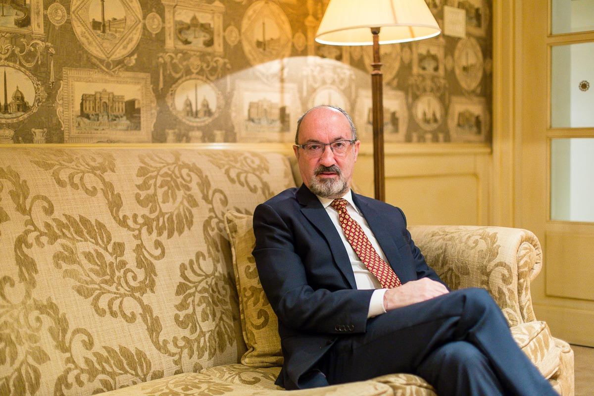 Sixto Jiménez - El Empresario Intelectual