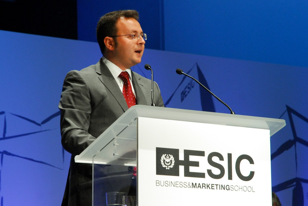 Imagen de Eduardo Gómez Martín, director general de ESIC Business & Marketing School.