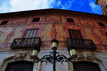 Corella. Fuente, ayuntamiento de Corella