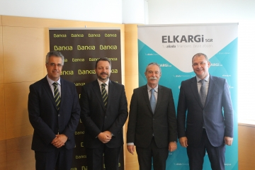 Acuerdo Bankia Elkargi