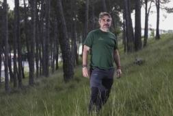Juan Miguel Villarroel, gerente de FORESNA. Foto: Miguel Ciriza