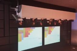 """Momento de la presentación de la """"Hoja de ruta para empresas"""" a cargo de Fundación SERES"""