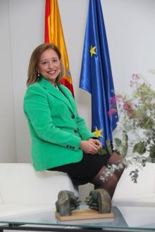 Marisa Poncela secretaria estado comercio