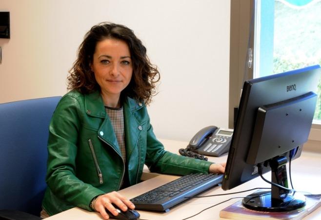 Nuria Aizpún Gracia, Responsable Comercial de Labotienda