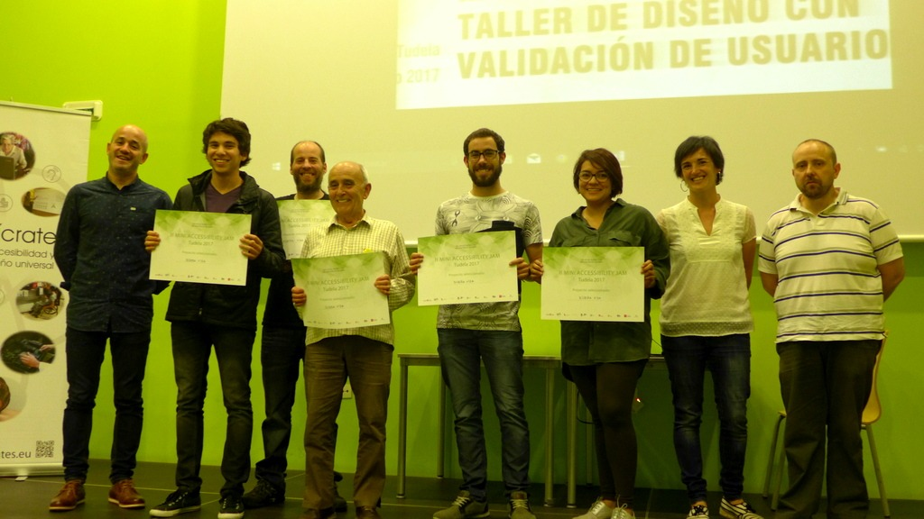 II Mini Accessibility Jam Tudela