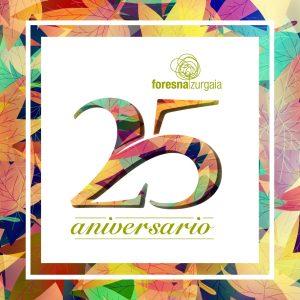 foresna 25 aniversario