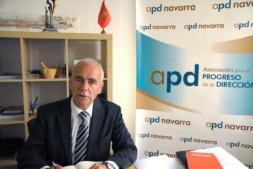 Imagen de Jesús Pegenaute, director de APD en Navarra.