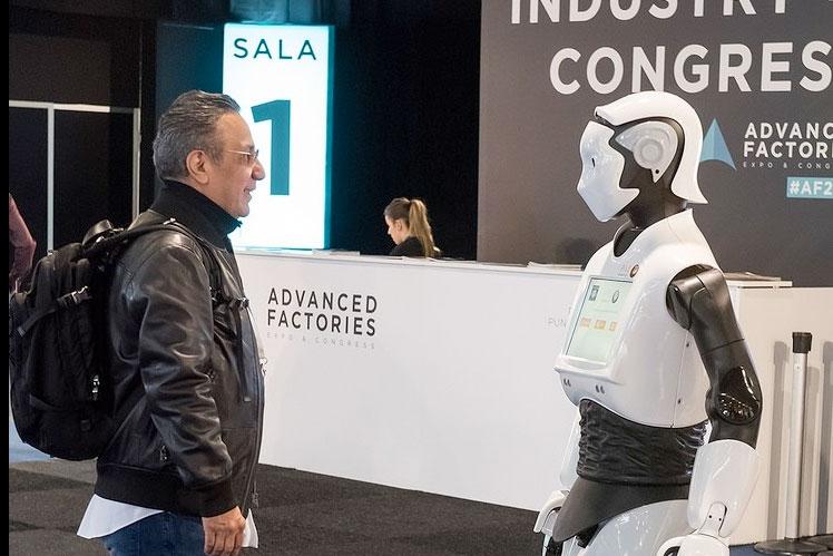 La feria Advanced Factories, celebrada en Barcelona, muestra las innovaciones en equipos de Automatización Industrial y soluciones de la Industria 4.0. BigD estuvo allí.
