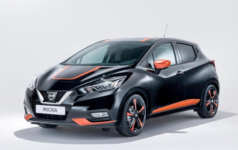 Nissan Micra Bose
