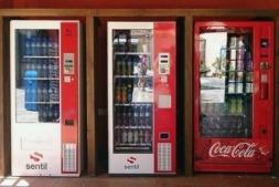 Productos de Vending desarrollados por la firma navarra SENTIL