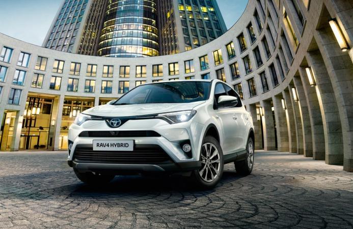 Imagen del Toyota RAV4 Híbrido