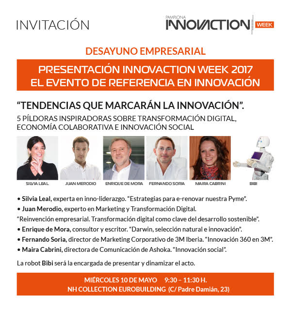 Innovaction Week Madrid