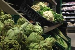 Conservas Dantza se centrará en la producción de verduras de calidad.
