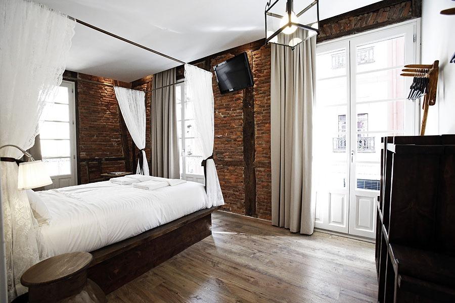 Basque Boutique - habitación -caserio