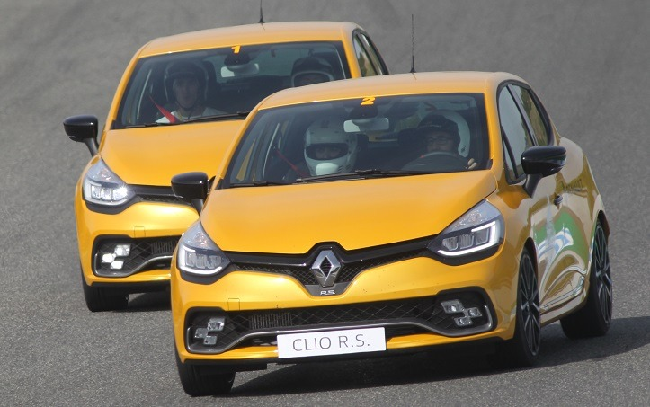 RENAULT PASSION EXPERIENCE UNSAIN