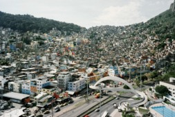 """Una de las imágenes que forman parte de la muestra """"Gabriele Basílico. Entropía y Espacio Urbano"""""""